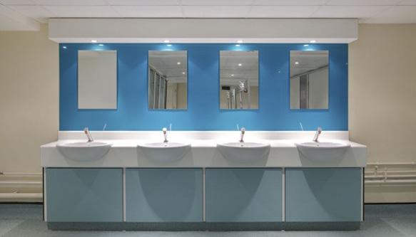 focus washroom