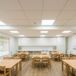 School Wood Flooring